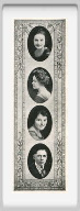 Class of 1921 - Page 2 - Catherine Woodward, Lillian Curtis, Estella Woodward, Glenn Miller