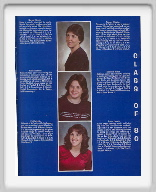 Class of 1980 - Page 2 - Tammy Higgins, Kathleen Moran, Laura Unrein