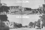 McCracken Main Street 1909 & 1959